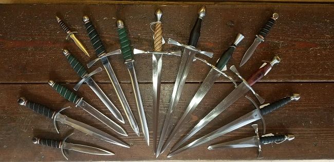 Dagger selection